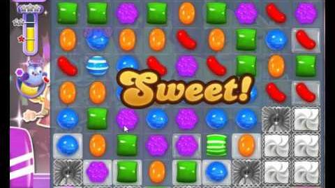 Candy Crush Saga Level 411(Dreamworld) Newest version NO BOOSTER