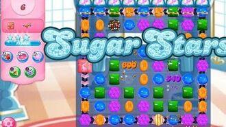 Candy Crush Saga Level 6745 (Sugar stars, No boosters)