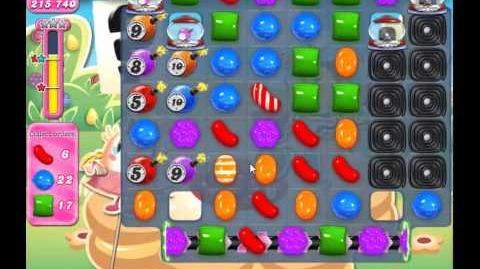 Candy Crush Saga Level 741-0