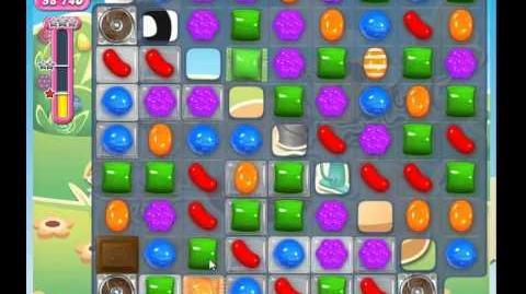 Candy crush saga level -l 750 (No Booster)