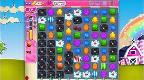 Candy Crush Saga - Level 209 - No boosters