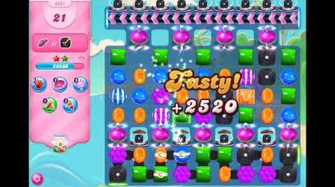 Candy Crush Saga - Level 3281 ☆☆☆