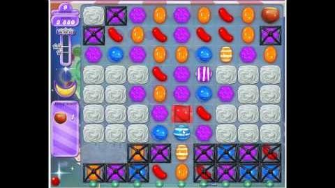 Candy Crush Saga Dreamworld Level 55