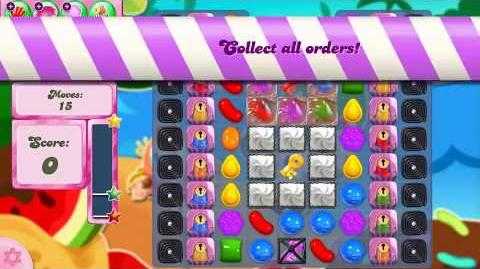 Candy Crush Saga Level 2522