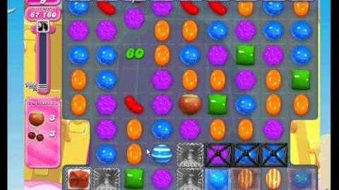 Candy Crush 1001 NEW impossible version