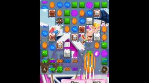 Candy Crush Level 1883 (2nd version, 22 moves)