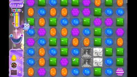 Candy Crush Saga Dreamworld Level 419 No Boosters
