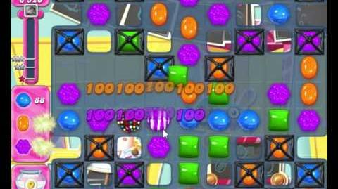 Candy Crush Saga LEVEL 2372 NO BOOSTERS