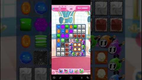 Candy Crush Saga Level 2653 No Boosters Youtube