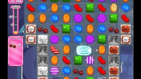 Candy Crush Saga Level 837