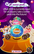 A sweet peek Main