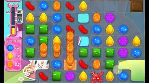 Candy Crush Saga LEVEL 1581
