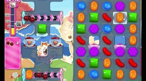 Candy Crush Saga LEVEL 1693 NO BOOSTERS (20 moves)