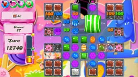 Candy Crush Saga Level 2549