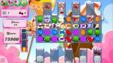 Candy Crush Saga Level 2621 NO BOOSTERS