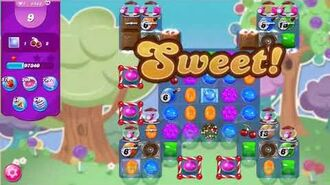 Candy Crush Saga Level 5548 NO BOOSTERS