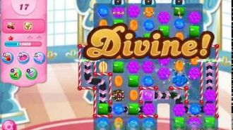 Candy Crush Saga Level 6742 (No boosters, First Try)
