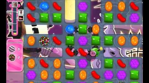 Candy Crush Saga Level 717 ✰✰ (38 moves left) No Boosters