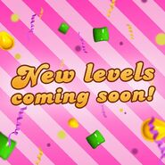 New levels announcement 138