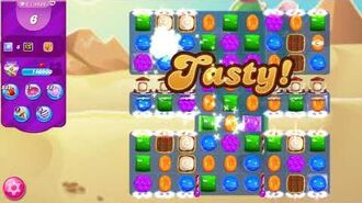 Candy Crush Saga - Level 4526 - No boosters ☆☆☆ HARD