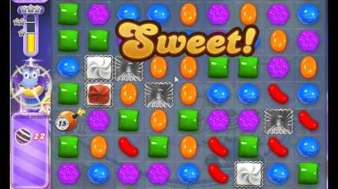 Candy Crush Saga Dreamworld Level 173 (Traumwelt)
