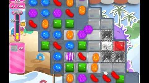 Candy Crush Saga Level 1629 ( New with 30 Moves ) ( 1 star ) No Boosters