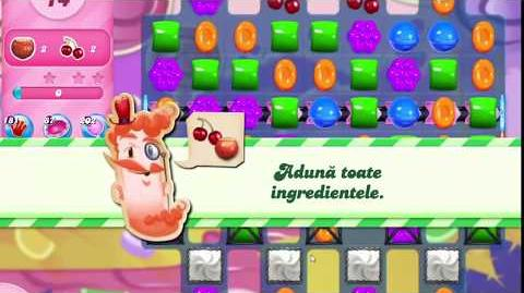 Candy Crush Saga Level 3112 NO BOOSTERS (14 moves)
