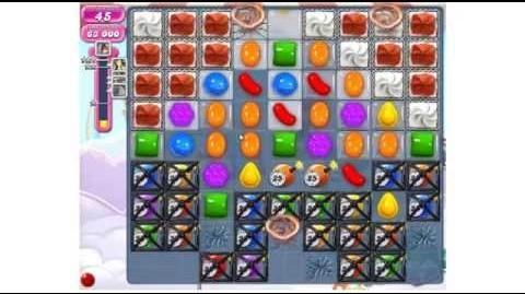 Candy Crush Saga Level 440 Complete