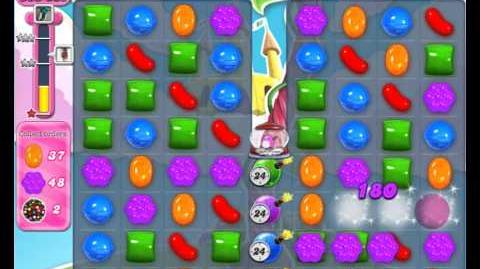 Candy Crush Saga Level 993 NEW