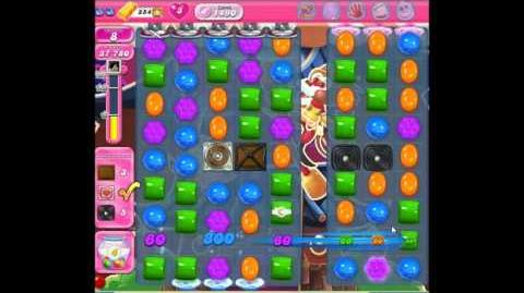 Candy crush saga level 1490 No booster