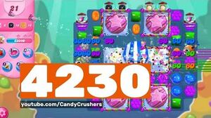 Candy Crush Saga - Level 4230 - No boosters ☆☆☆