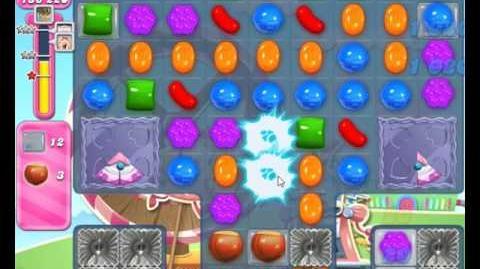 Candy Crush Saga Level 1768 Hard Level NO BOOSTER