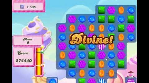 Candy Crush Saga Level 2700+ Group -- level 2767 -- No boosters ☆☆☆