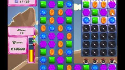 Candy Crush Saga Level 2713 NO BOOSTERS