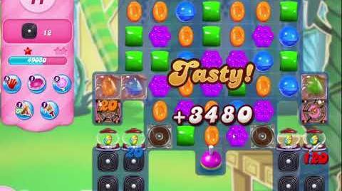 Candy Crush Saga Level 2958 NO BOOSTERS