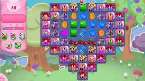 Candy Crush Saga Level 3056 NO BOOSTERS