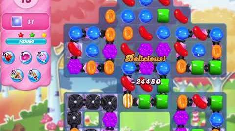 Candy Crush Saga Level 3147 NO BOOSTERS (sixth version)