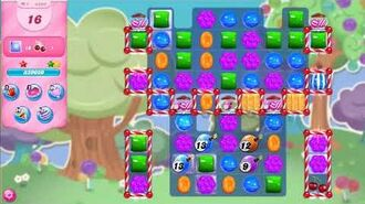 Candy Crush Saga Level 4806 NO BOOSTERS (second version)