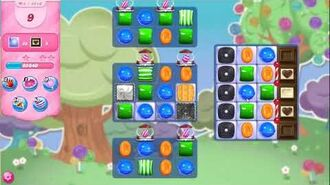 Candy Crush Saga Level 4810 NO BOOSTERS