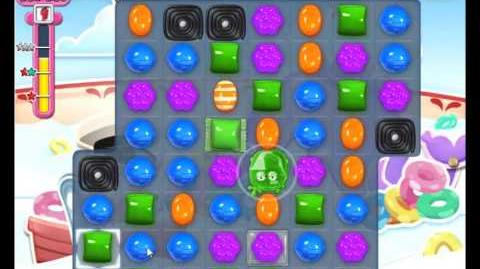 Candy Crush Saga Level 607