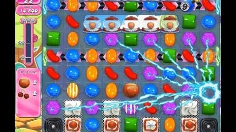Candy Crush Saga Level 915 NO BOOSTER