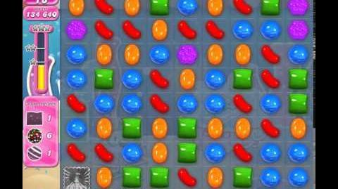 Candy Crush Saga Level 922 (No booster, 3 Stars)
