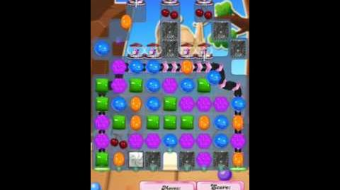 Candy Crush Level 1854 (3rd Version, 19 moves)