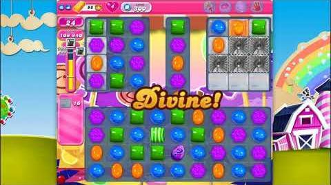 Candy Crush Saga - Level 300 - No boosters ☆☆☆ Top Score