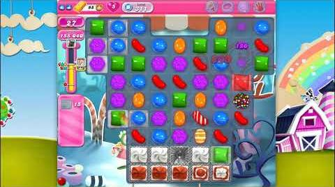Candy Crush Saga - Level 311 - No boosters ☆☆☆