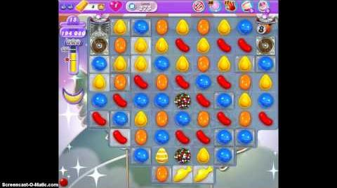 Candy Crush Saga Dreamworld 275 Walkthrough No Booster