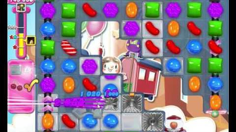 Candy Crush Saga LEVEL 1711 NO BOOSTERS (with multilayered icing)