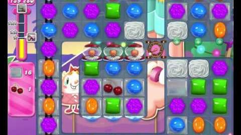 Candy Crush Saga LEVEL 2127 NO BOOSTERS (38 moves)