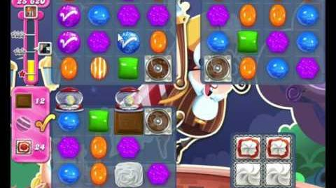 Candy Crush Saga LEVEL 2186 NO BOOSTERS