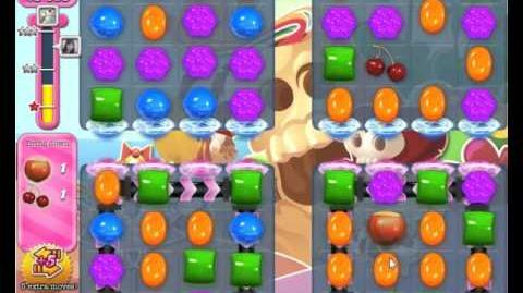 Candy Crush Saga Level 1294 NO BOOSTER (Newest Version)